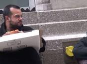 They Gave Homeless Pizza. What With Will Make Rethink Your Life.