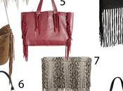 Look: Handbags with Fringe