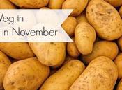 Fruit Vegetables Season November