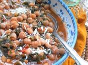Perfect Season Pancetta, Chick Peas Swiss Chard Soup