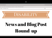 October 2014 Disability News Blog Post Round-Up