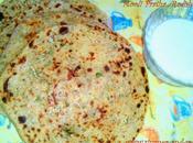 Mooli Paratha Make Parathas Radish
