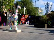 Street Colourful Christchurch