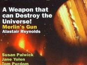 """Merlin's Gun"" Alastair Reynolds"