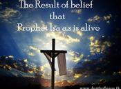 Result Belief That Prophet Alive