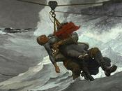 Rescue Kathleen Foster Winslow Homer's Life Line