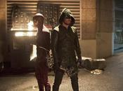 Trailer Stills Released CW's Flash Arrow Crossover Episode