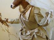Eccentric Misfits Uncommon Characters Paper Sculptures Patty Grazini
