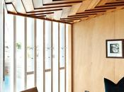 House Week: Striking Wooden Ceiling Zealand