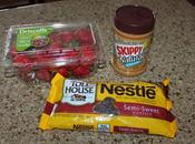 Recipe: Peanut Butter Chocolate Dipped Strawberries