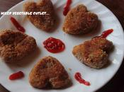 Mixed Vegetable Cutlet Without Deep Frying