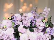 Floral Inspiration Lavender Dahlia