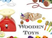 Christmas Gift Guide Wooden Toys