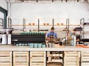 Montage: Coffee Shop Interiors