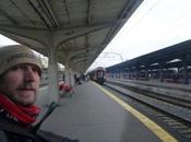 World Borders: From Romania Bulgaria (Train from Bucharest Veliko Tarnovo)