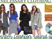 Winter Fashion Round Necessary Clothing