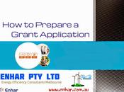 Prepare Grant Application Victoria?