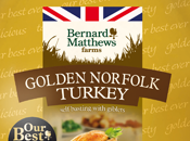Bernard Matthews Turkey Salted Caramel Parsnips! #bootifulchristmas