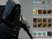 Destiny: Location Dark Below Inventory, December