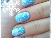 Frozen Nails #Blogmas