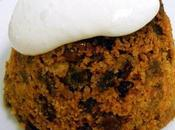Guest Blogger: Bunny Kitchen Gluten Free, Vegan, Quick Easy Christmas Pudding