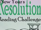 Year's Resolution Reading Challenge #NewYearBooks