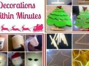 Christmas Decorations Within Minutes (Step Step Photos)