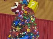 Character Themed Christmas Trees