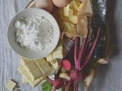 White Chocolate, Beetroot Cardamon Cake