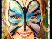 Face Painting Amazing Imagination Children