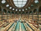 Beautiful Libraries Paris Rome