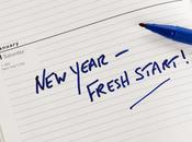 Resolutions, Fresh Starts Renewed Commitments 2015