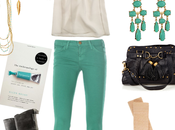 Cream Turquoise…