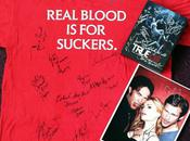 Charity Auction True Blood Goodies Signed Cast Members