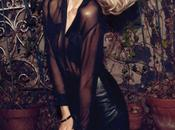 Anja Rubik H&M Winter 2011 Collection