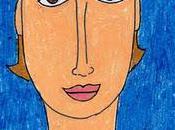 Back School Portraits Modigliani Style