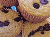 Gluten-free Blueberry Buckwheat Corn Muffins