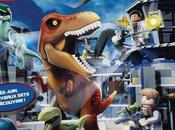 Official 'Jurassic World' LEGO Reveals Hybrid Dinosaur