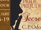 """pride, Prejudice Secrets"" Blog Tour Guest Post Author C.p. Odom"