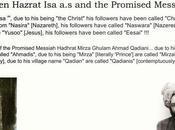 Strange RESEMBLANCE Between Hazrat Promised Messiah