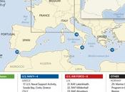 U.S. Close Military Bases Europe, Russia's Presence Grows