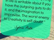 Sylvia Plath Creativity, Self-Doubt Imagination Writing Prompts More
