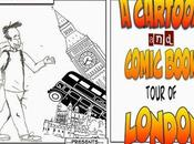 Cartoon Comic Book Tour #London No.7: Über Kieron Gillen Caanan White