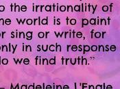 Madeleine L'Engle Responding Life's Irrational Moments Writing Creative Prompts