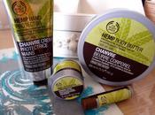 Review: Body Shop Hemp Range