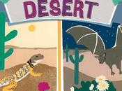 BOOK: NIGHT DESERT, Written Illustrated Caroline Arnold
