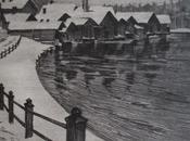Winter: Etching Louis Graf Sparre