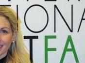 Joelle Dinnage: Behind Scenes Oxford International Fair England