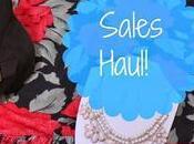 Sales Haul!