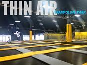 Thin Sports Trampoline Park Central Antonio